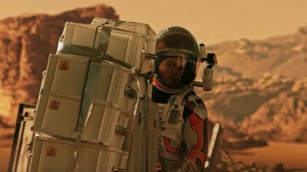 Así es como la cinta adhesiva salvó la vida de Matt Damon en Marte (8)