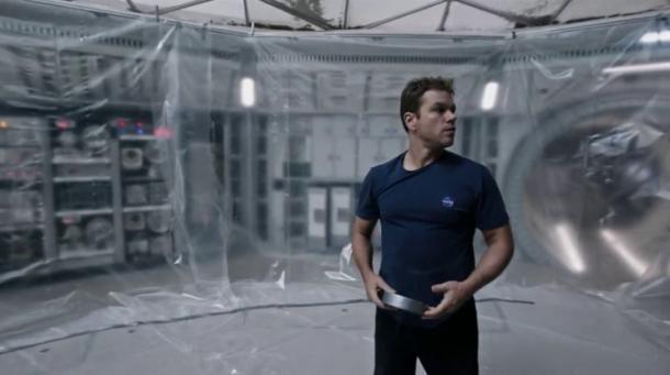 Así es como la cinta adhesiva salvó la vida de Matt Damon en Marte (10)