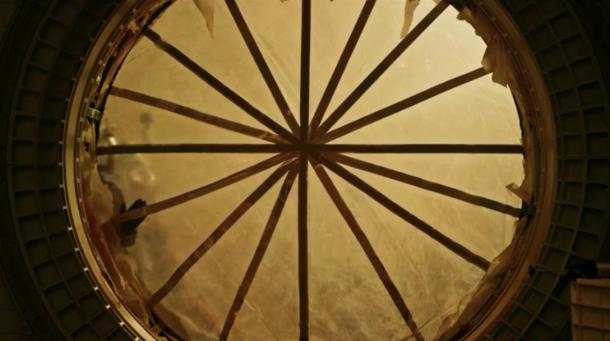 Así es como la cinta adhesiva salvó la vida de Matt Damon en Marte (2)