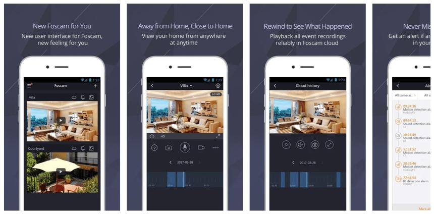 capturas de pantalla de la aplicación mate