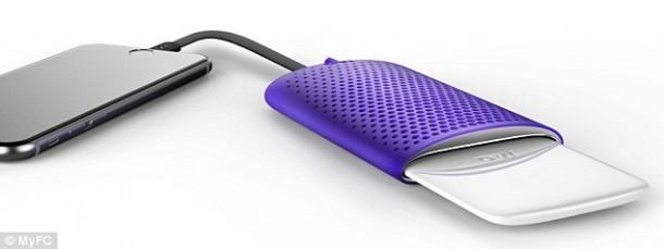 Fuel Cell asegura que nunca se quede sin batería