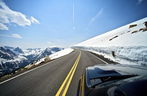 Nuevo asfalto combate la formación de hielo 3