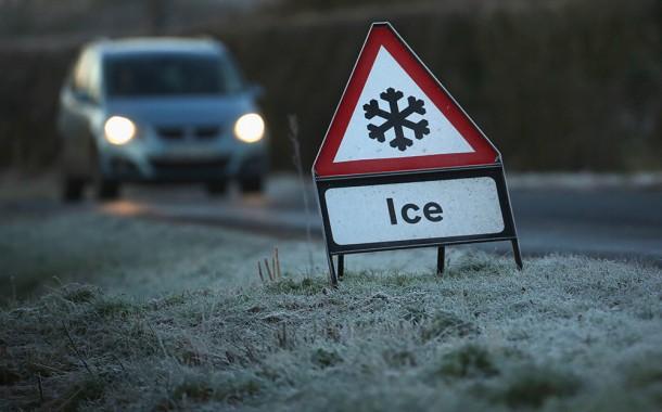 Nuevo asfalto combate la formación de hielo 4