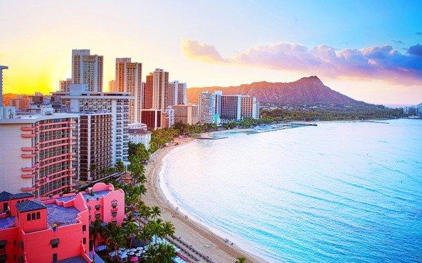 Hawaii fondo de pantalla 13