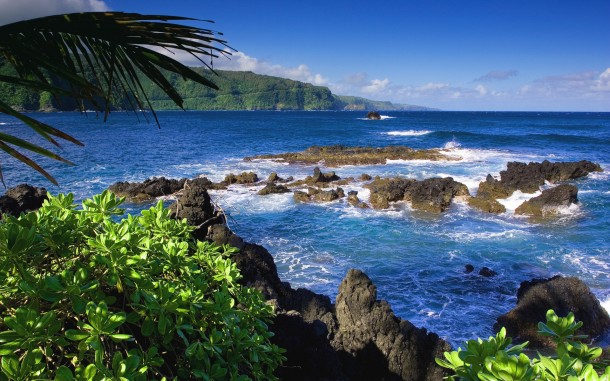 Hanna Highway, Maui, Hawaii, Estados Unidos