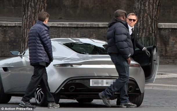 Costo de vida como James Bond 2