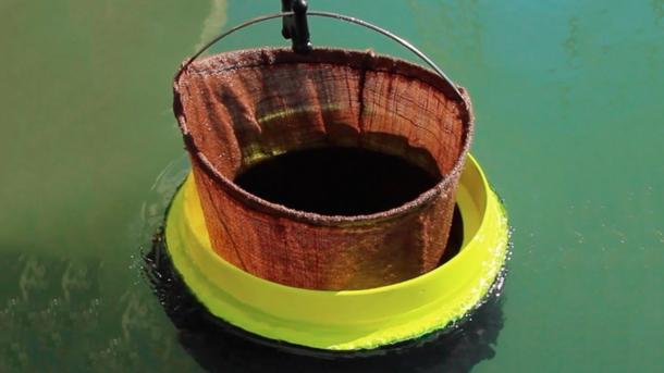 Seabin es ecológico y elimina el plástico 9