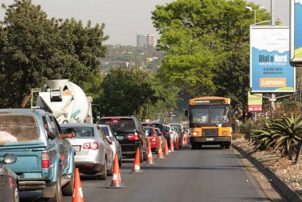Johannesburgo intentó ir sin automóviles por un mes 5