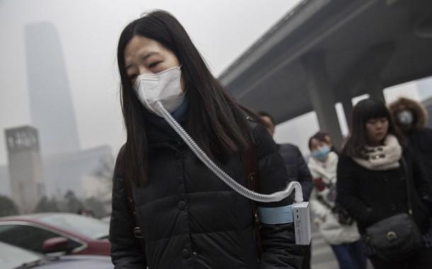 Una empresa canadiense vende aire fresco embotellado