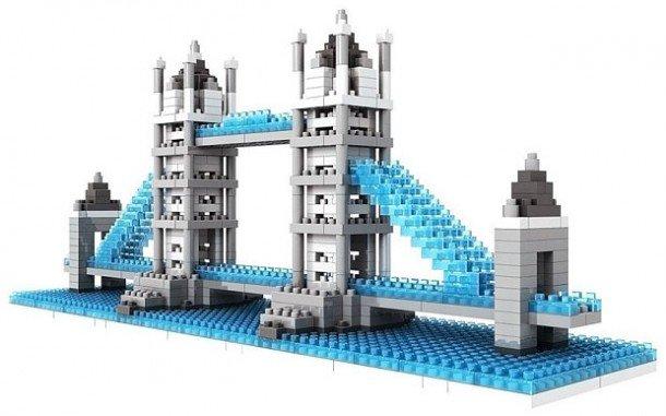 Nano Blocks LEGO Alternatives