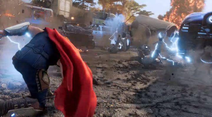 Nueva información sobre Marvel's Avengers de Square Enix - Imagen # 3
