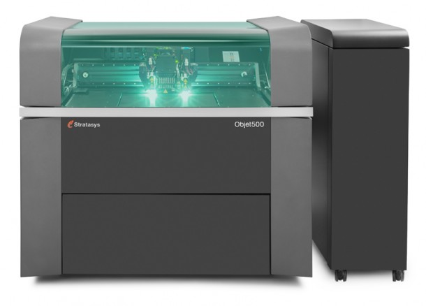 Object500 color 3-D impresora2