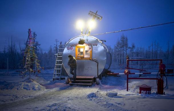 Oymyakon, la ciudad más fría del mundo13