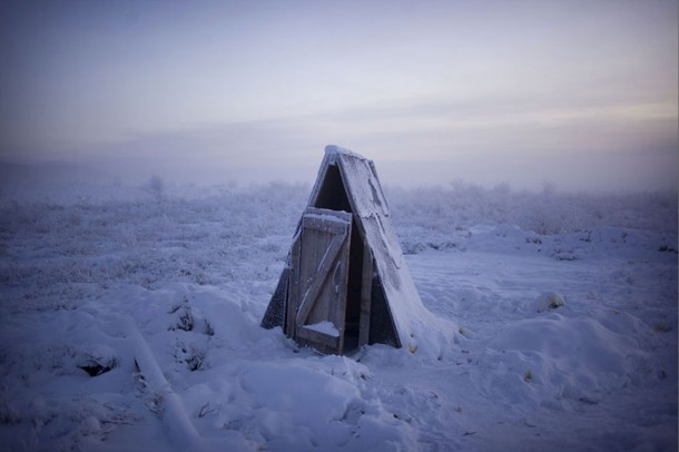 Oymyakon, la ciudad más fría del mundo17