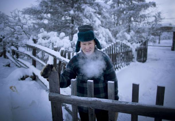 Oymyakon, la ciudad más fría del mundo15