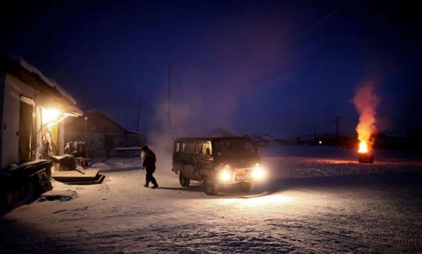 Oymyakon, la ciudad más fría del mundo19
