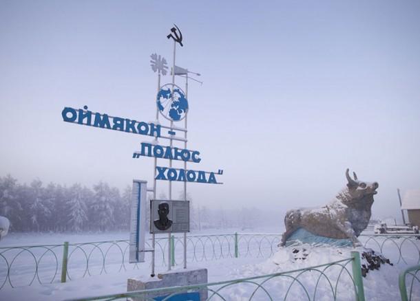 Oymyakon, la ciudad más fría del mundo20