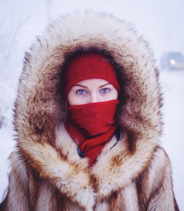 Oymyakon, la ciudad más fría del mundo24