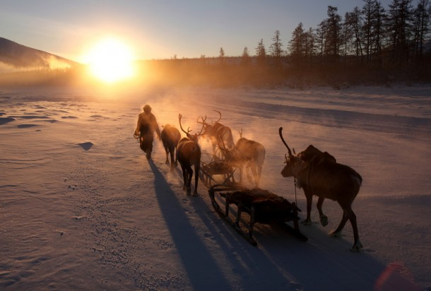 Oymyakon, la ciudad más fría del mundo26