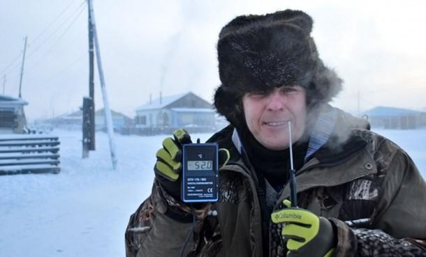 Oymyakon, la ciudad más fría del mundo29