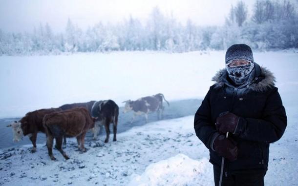 Oymyakon, la ciudad más fría del mundo10