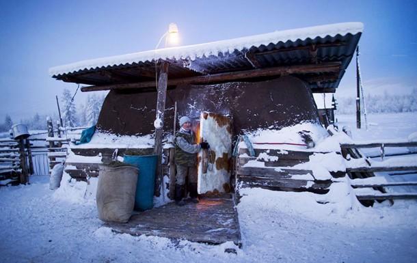 Oymyakon, la ciudad más fría del mundo12