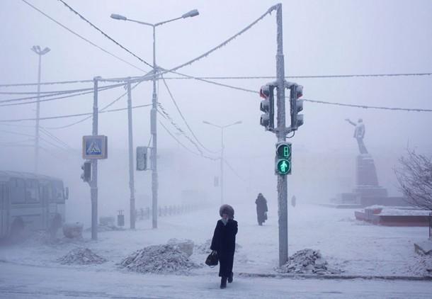 Oymyakon, la ciudad más fría del mundo9