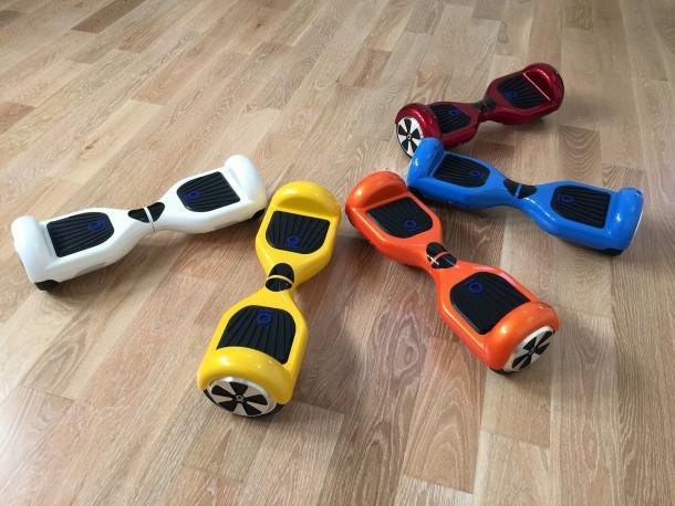 10 hoverboards de alto rendimiento
