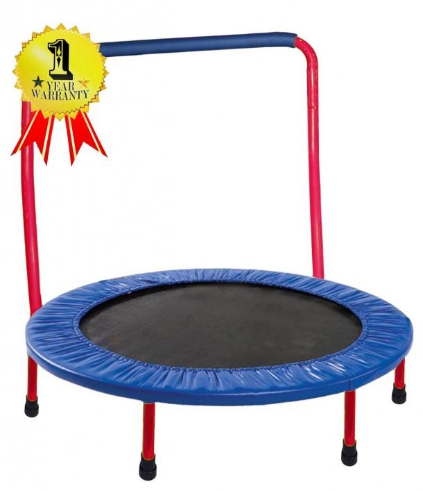 10 mejores trampolines para niños (7)