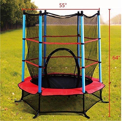 10 mejores trampolines para niños (4)