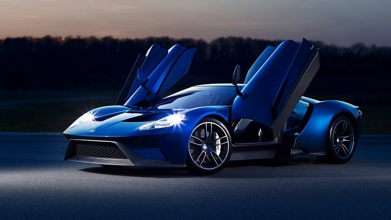 Ford GT 20173