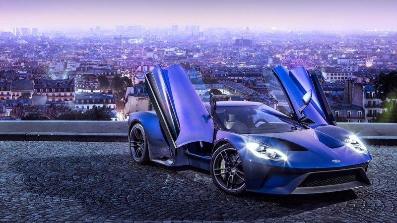 Ford GT 20175