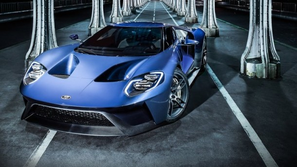 Ford GT 20177