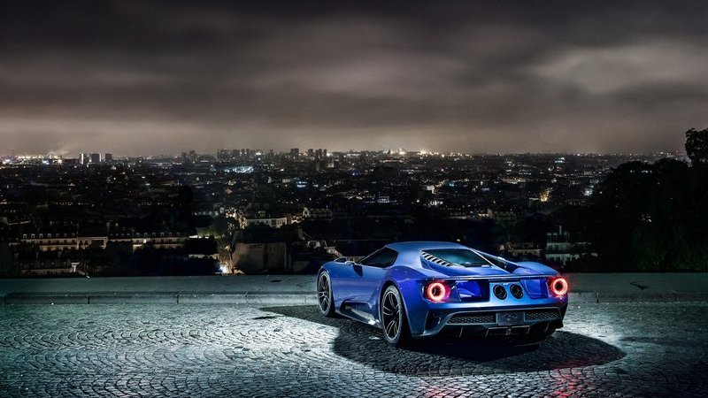 Ford GT 20172