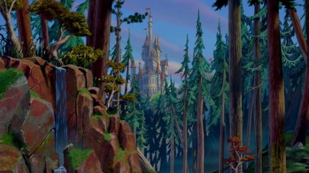 15 ubicaciones de Disney que se basan en ubicaciones reales 12a