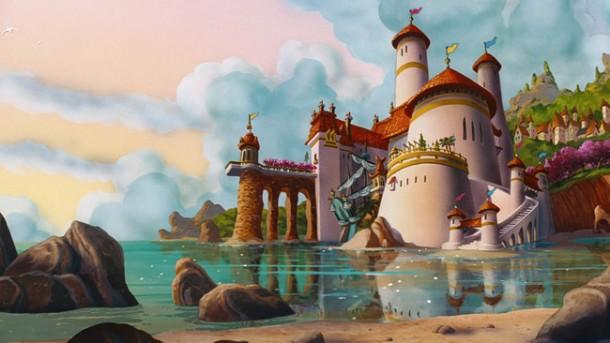 15 ubicaciones de Disney que se basan en ubicaciones reales 10a