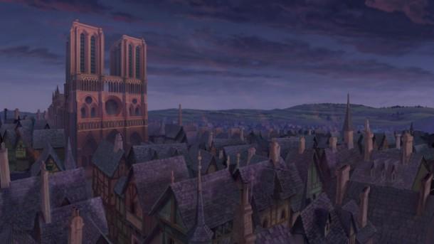 15 ubicaciones de Disney que se basan en ubicaciones reales 8a