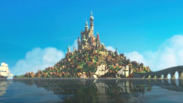15 ubicaciones de Disney que se basan en ubicaciones reales 4a