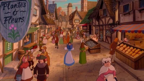 15 ubicaciones de Disney que se basan en ubicaciones reales 2a