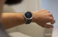 Diesel en desgaste axial Smartwatch del SO 2