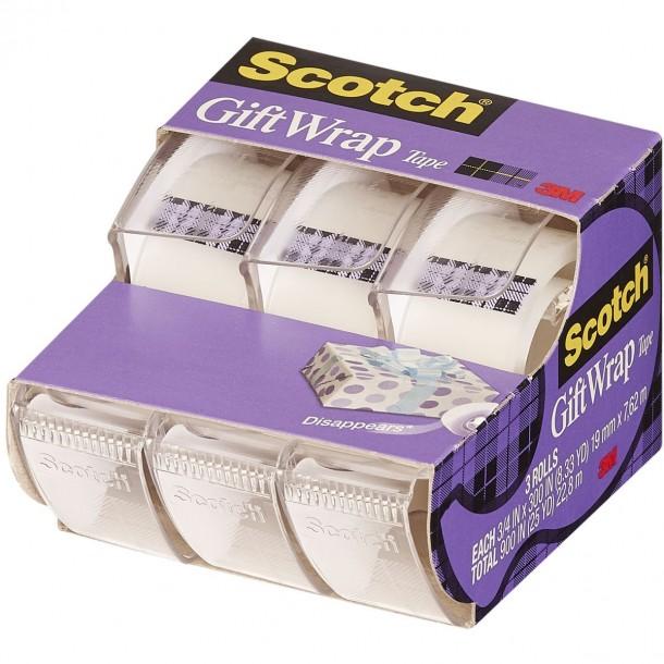 Cintas de papel de regalo Scotch (R)