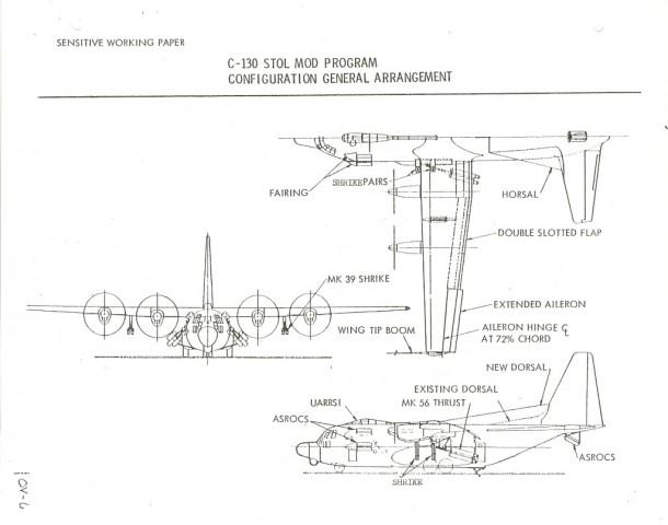 Modificaciones C130