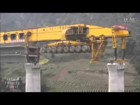 Máquina de puente chino