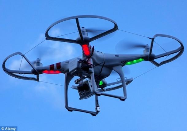 Las ciudades auto reparadas utilizarían drones si la Universidad de Leeds se saliera con la suya 2