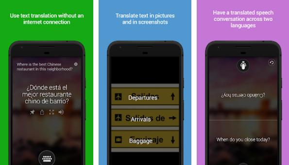 o 3 las mejores aplicaciones para corregir y traducir textos a otros idiomas desde Android 2