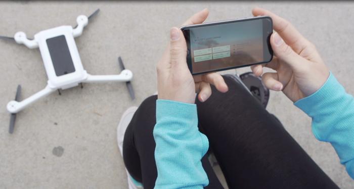 teléfono drone3