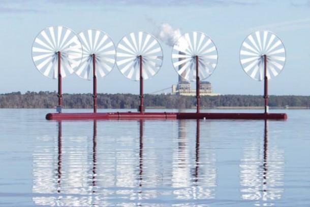 Keuka Energy crea el primer buque eólico marino estadounidense 2