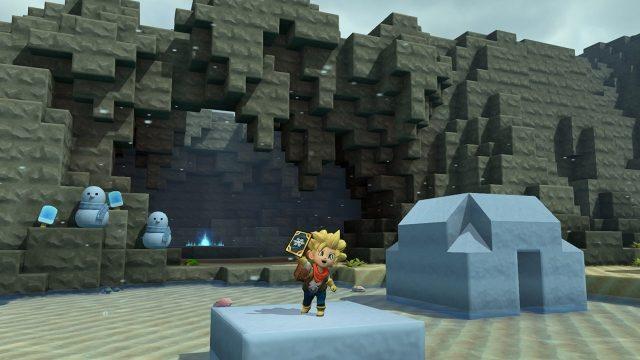 Dragon Quest Builders 2 última actualización gratuita de mapas meteorológicos