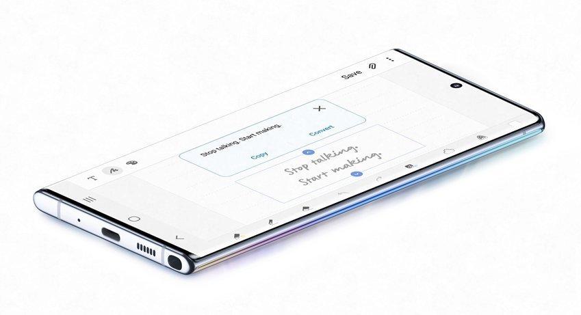 Samsung Galaxy Note 10 y Note10 +: este es el phablet por excelencia de Android 5