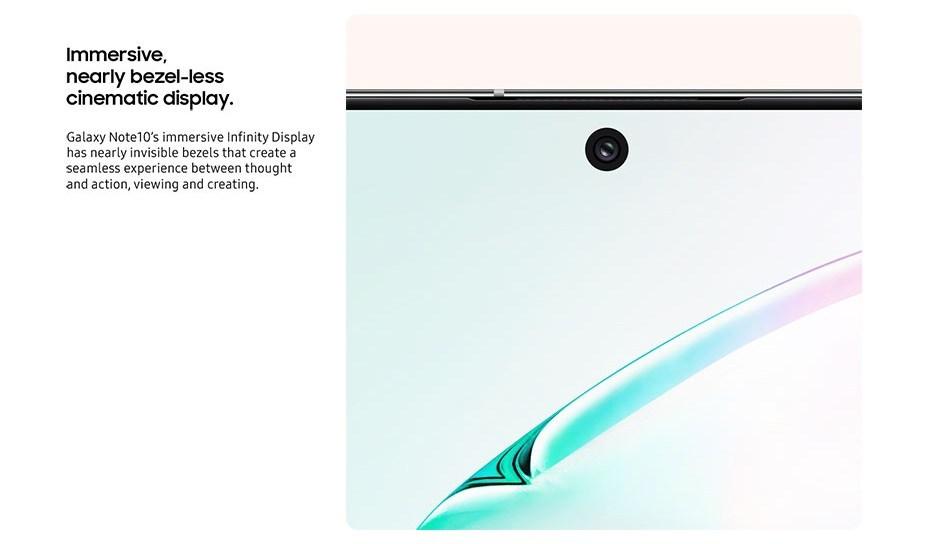 Samsung Galaxy Note 10 y Note10 +: este es el phablet Android 2 por excelencia